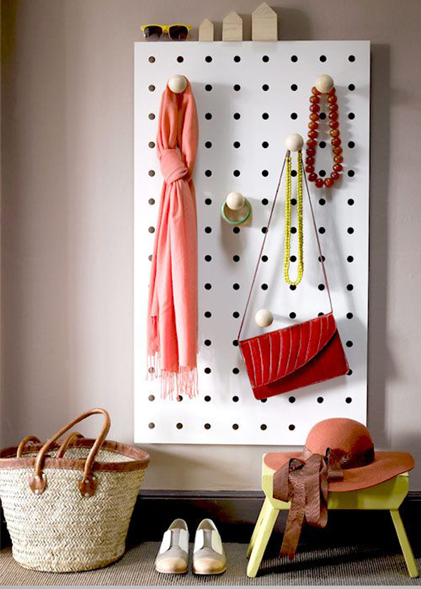 small-pegboard-for-wardrobe-in-the-hallway