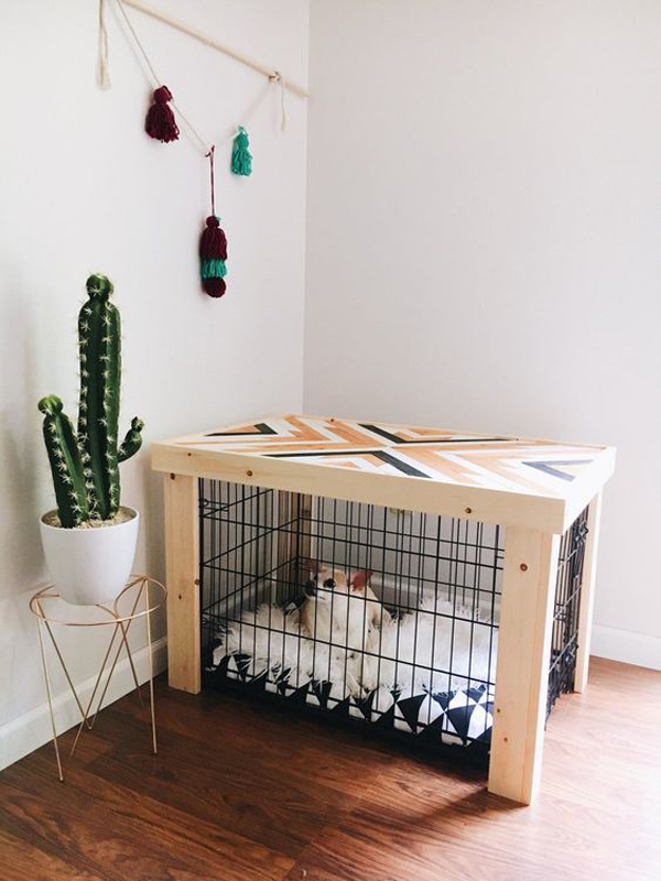 wood-dog-crate-table-and-kennel