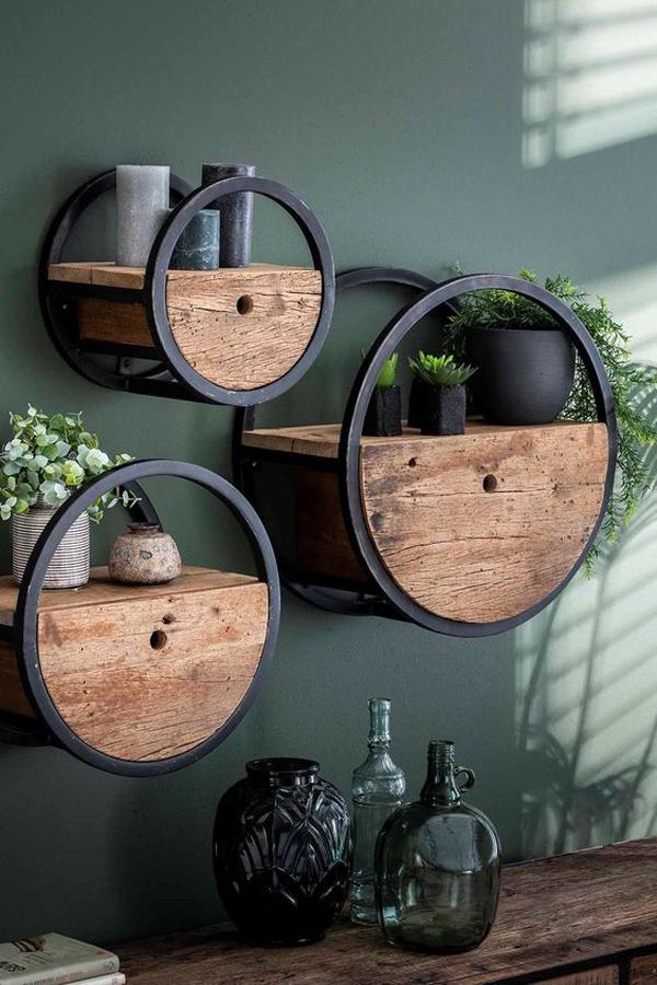 aesthetic-round-wood-shelves-ideas