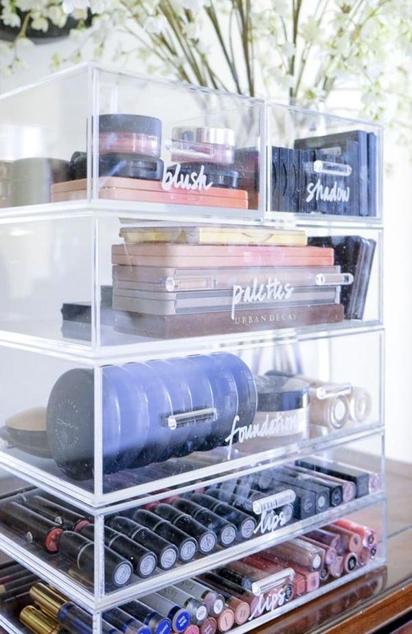 five-drawer-makeup-organization-ideas