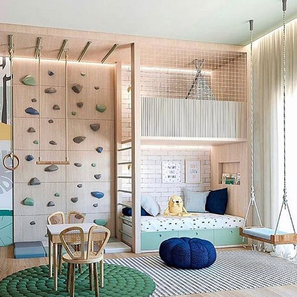 modern-bedroom-and-playground-ideas