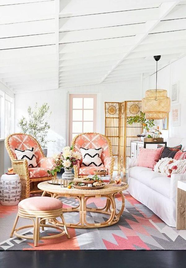 pretty-tropical-sunroom-and-living-room-design