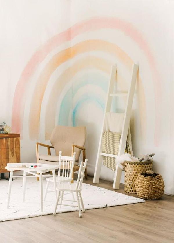 rainbow-kids-wallpaper-decor