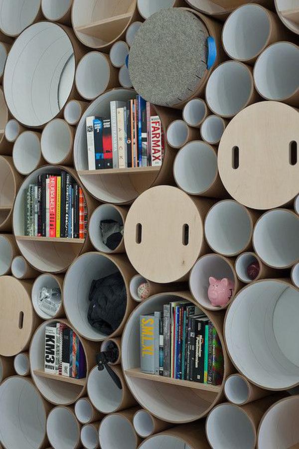 round-pvc-wall-storage-ideas