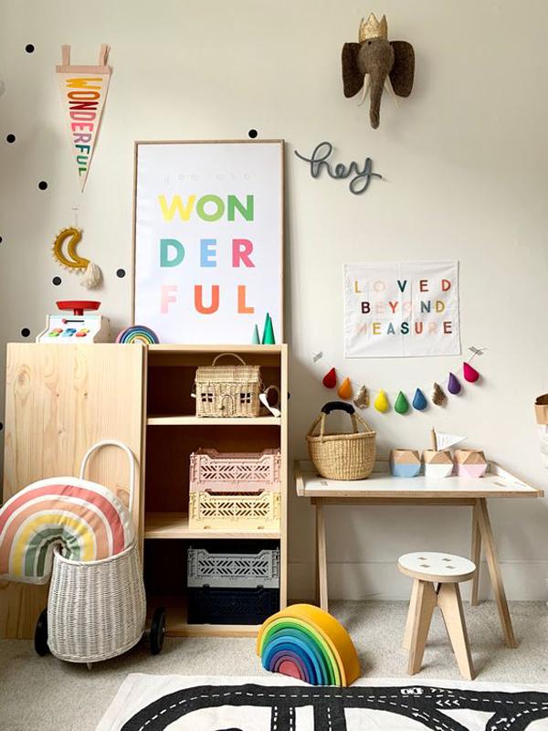 rustic-rainbow-wall-art-decor