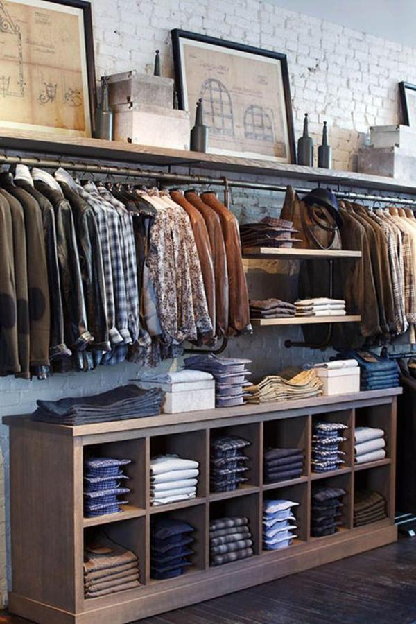 rustic-style-men-closet-design