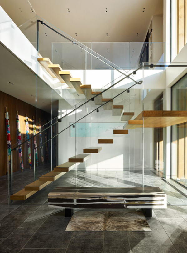 wood-floating-staircase-design