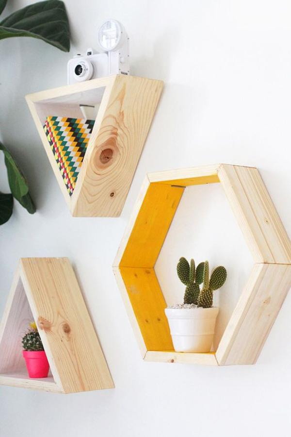 wooden-diy-shaped-wall-shelves