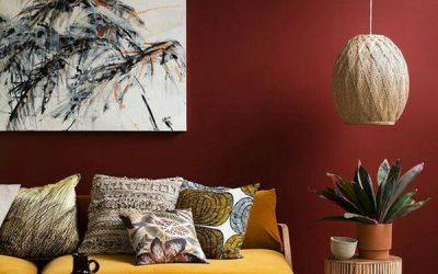 best-red-interior-design