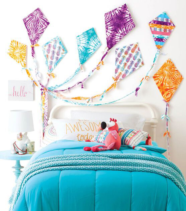 How To Dreamy Kids Room Decor With Kites