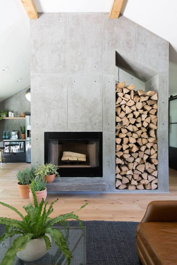 grey-interior-with-firewood-store