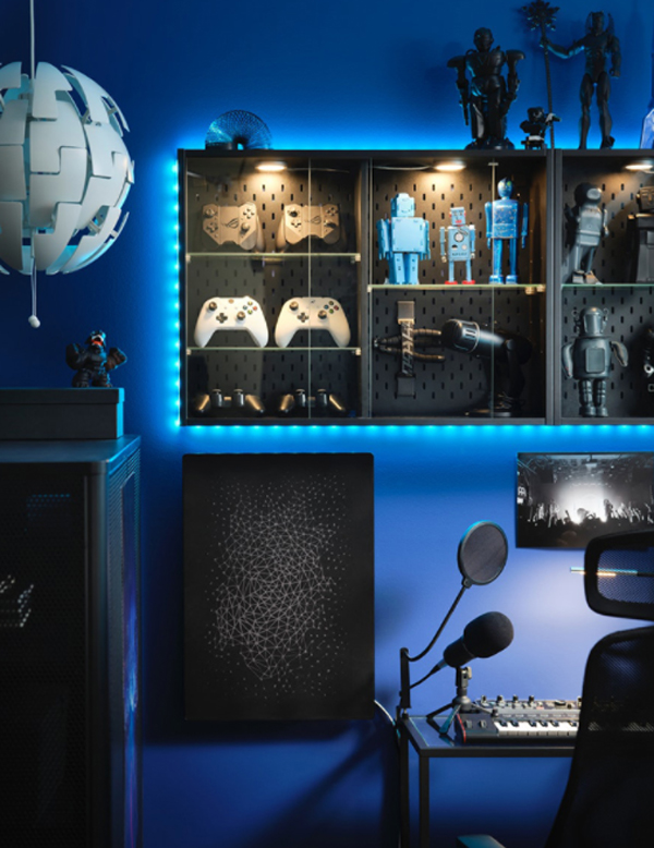 hanging-cabinet-storage-for-gaming-room