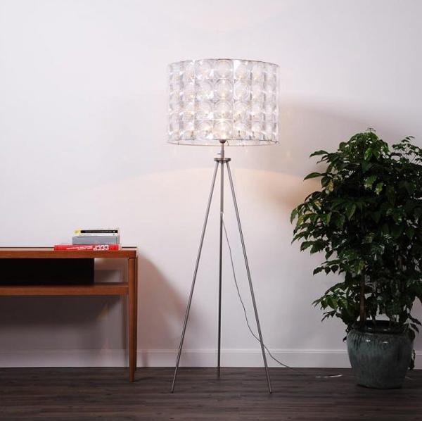 minimalist-tripod-floor-lamp-with-crystal-lampshade