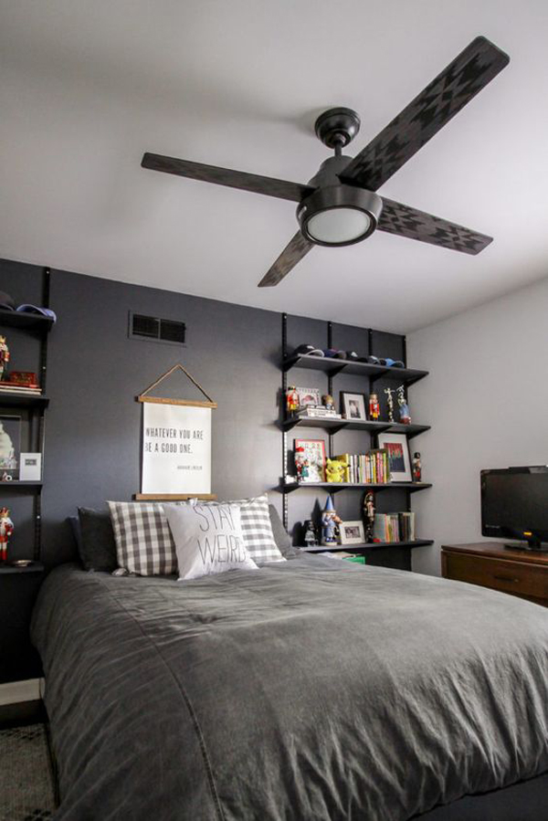 modern-grey-teen-boys-bedroom-ideas