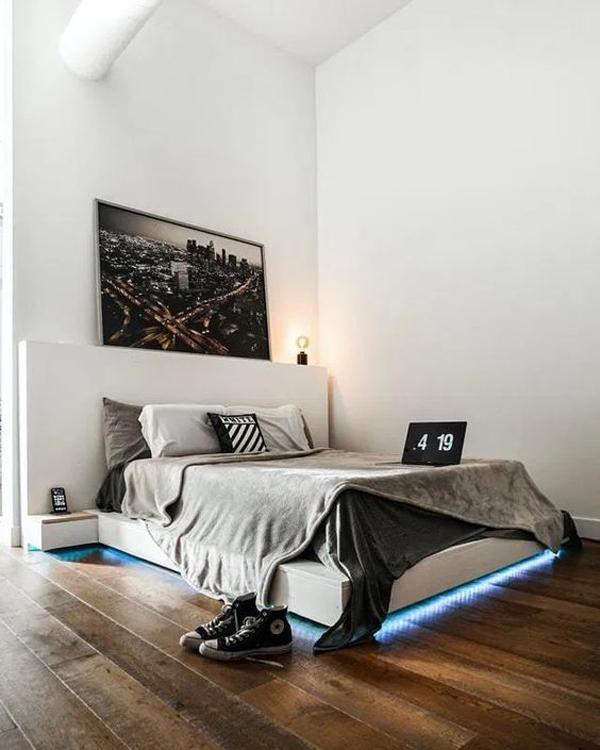 modern-teen-boy-bedroom-with-led-light