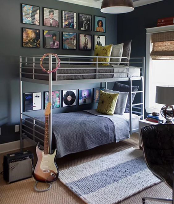 music-teen-boys-bedroom-theme-with-bunk-bed
