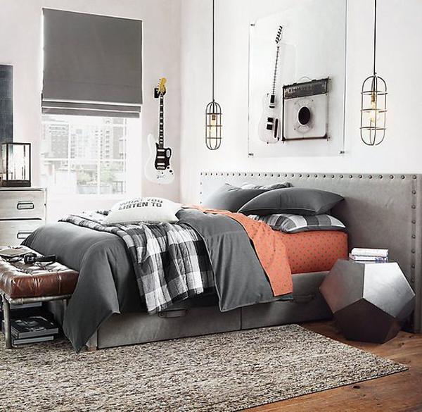 rock-inspired-bedroom-for-teenage-boys