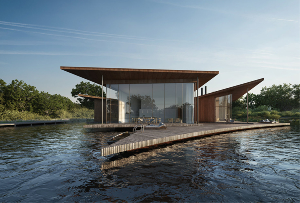 water-lily-house-design